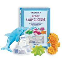 Sentosphère - Recharge savon glycériné 450 gr
