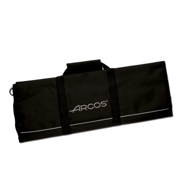 Arcos Trousse vide pour 12 couteaux et ustensiles de cuisine 73 x 51c