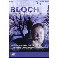 Euro Video - Bloch - Die FÄLLE 1-4 IMPORT Allemand, IMPORT Coffret De 2 Dvd - Edition simple