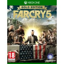UBISOFT - Far Cry 5 - Édition Gold - Xbox One