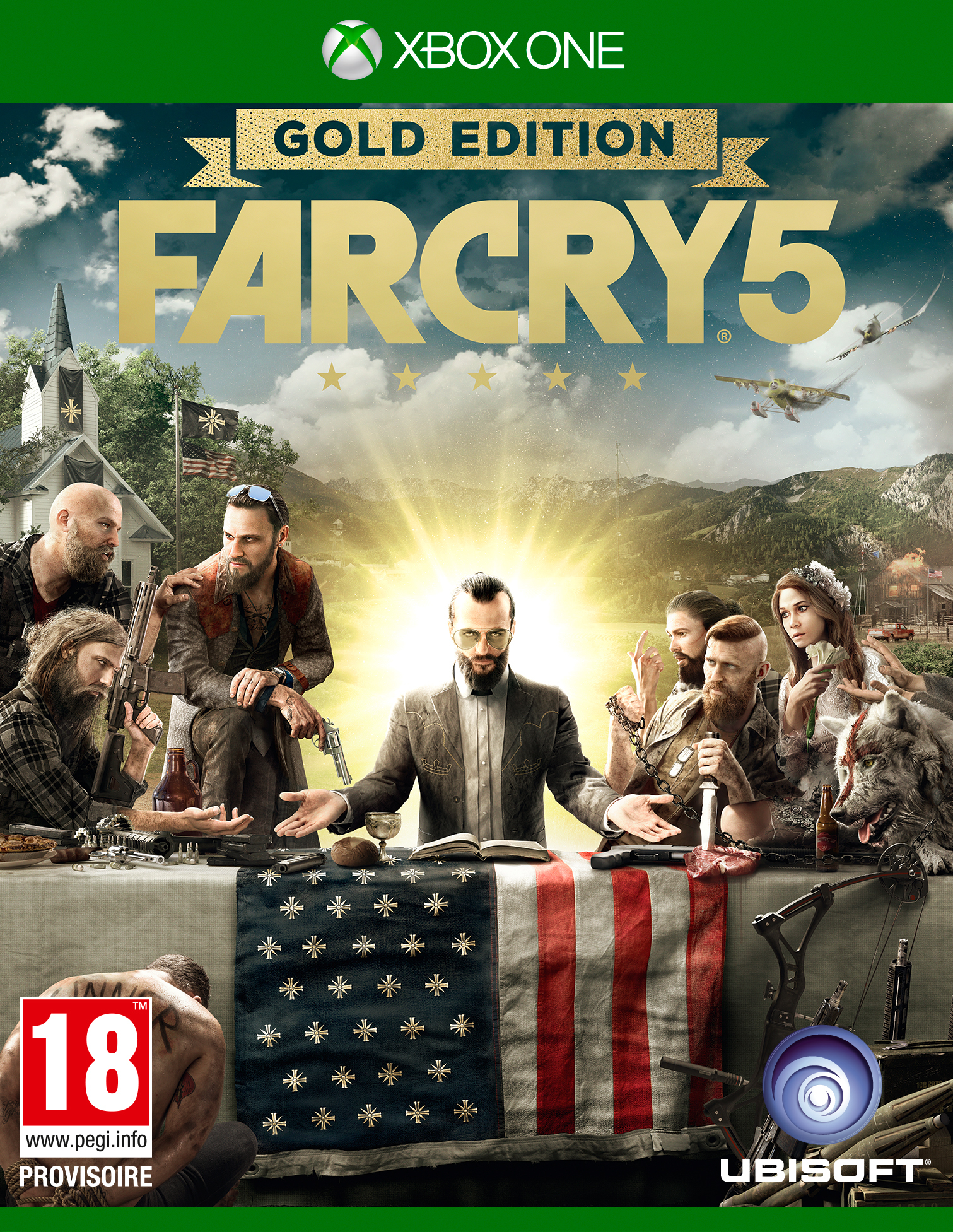Far Cry 5 - Édition Gold - Xbox One
