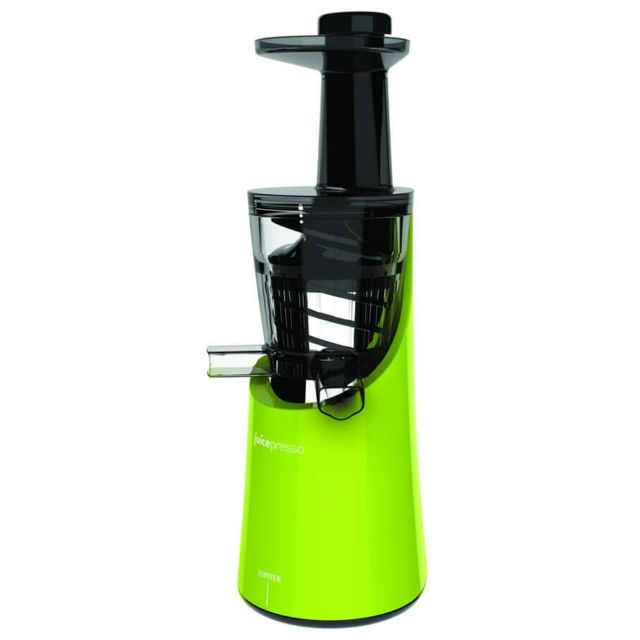 Jupiter Juicepresso Plus Vert - Extracteur De Jus Vertical