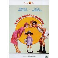 Cecchi Gori E.E. Home Video Srl - E Io Mi Gioco La Bambina IMPORT Italien, IMPORT Dvd - Edition simple