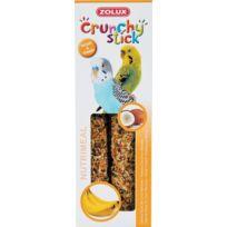 Zolux - Crunchy Stick Perruche Noix De Coco/BANANE 85G