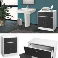 meuble rangement salle de bain - Achat meuble rangement salle de ...