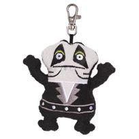 Ugly Dolls - Uglydoll 4042999 Figurine Avec Attache Clip-on Babo Catman