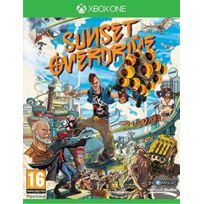 Xbox One - Sunset Overdrive Edition Day One Jeu