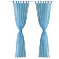 rideaux bleu turquoise - Achat rideaux bleu turquoise pas cher - Rue ...