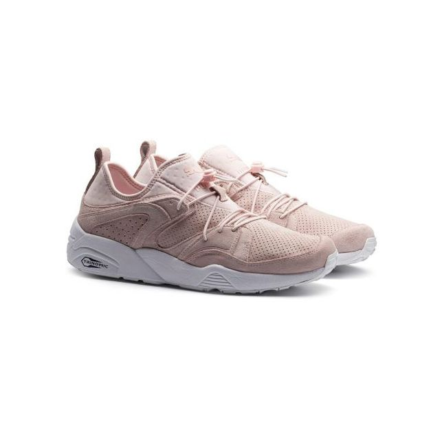 basket puma trinomic rose