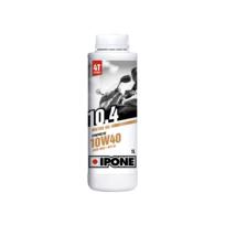 Ipone - Huile moteur 10.4 4 temps 10w40 - 1 Litre - Dirt bike / Pit bike / Mini Moto