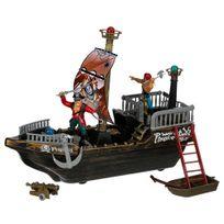 Be Toys - Bateau pirate avec son équipage