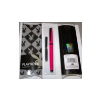 Playboy - Stylo plume Rose