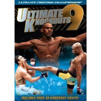 Clear Vision - Ufc Ultimate Knockout 9 - Dvd - Edition simple