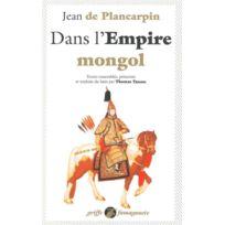 Anacharsis - dans l'Empire mongol