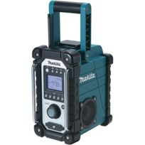 Radio de chantier DMR107 7,2/10,8/14,4/18 V Li-Ion Machine seule