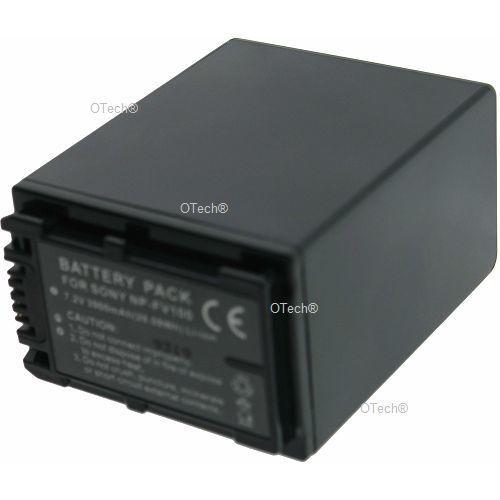 Otech batterie camescope pour sony dev 5