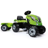 SMOBY - Tracteur enfant GM Vert
