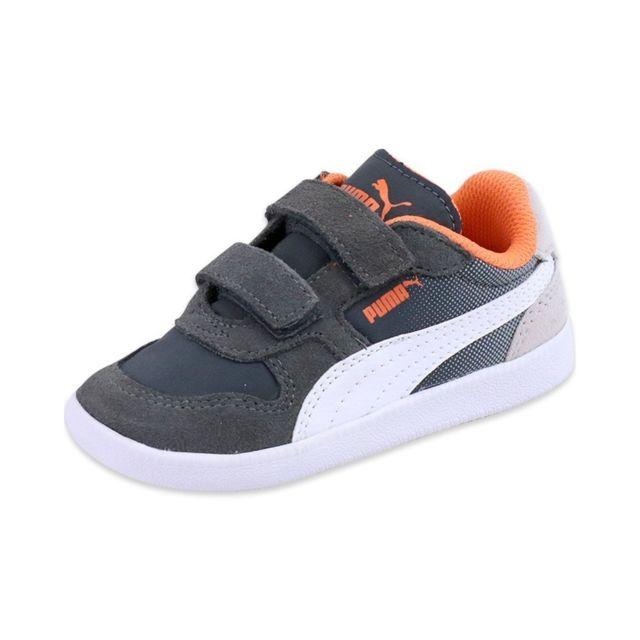 b0aa76281e50 Puma - Chaussures Gris Icra Trainer N/S Shades V Bébé Garçon Puma Beige 21