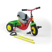 Rolly Toys - 091584 - tricycle avec tige pourpousser Swing Vario Import Allemagne
