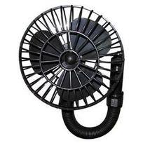 Adnauto - Ventilateur 12V oscillant clip