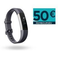 FITBIT - Alta HR - Gris Bleu Ardoise - Bracelet Taille L
