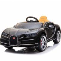Pour Voiture Chiron Noire Enfant Électrique Bugatti TKJclF1