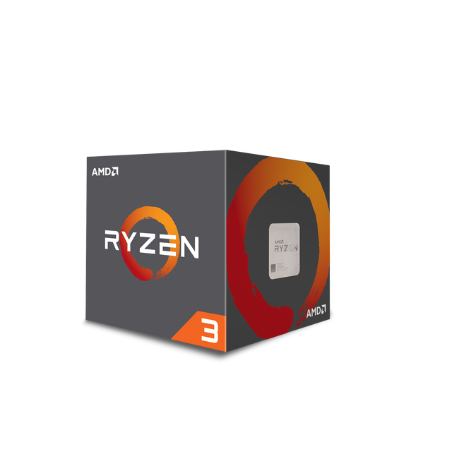 AMD Ryzen 3 1300X chez Rue du Commerce