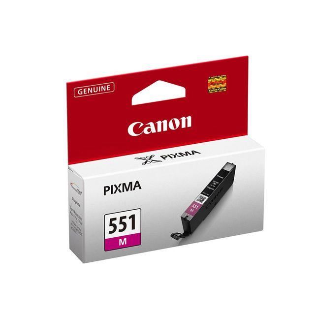 CANON CLI-551 - Cartouche d'encre Magenta