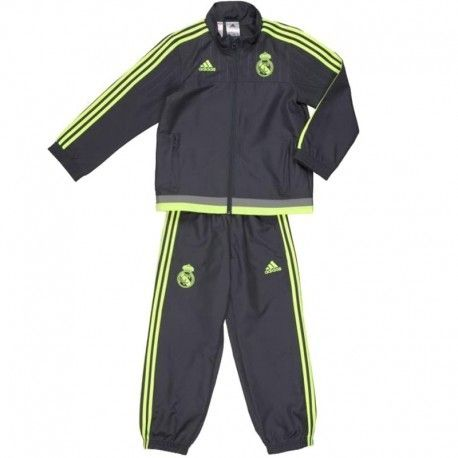 Adidas originals - Survêtement Football Real Madrid Garçon Adidas ... 64d4df46829
