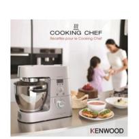 MARQUE GENERIQUE - kenwood - livre de recettes - 58200000903