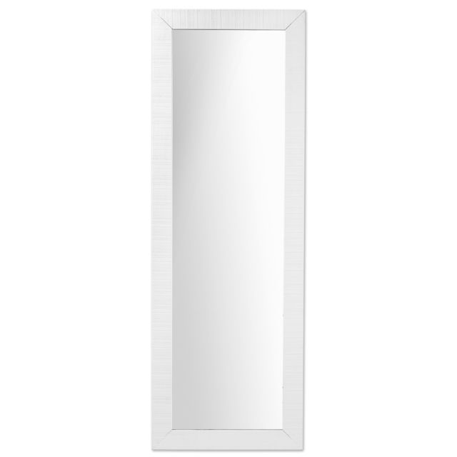 Kavehome Miroir Seven, blanc 52x152 cm