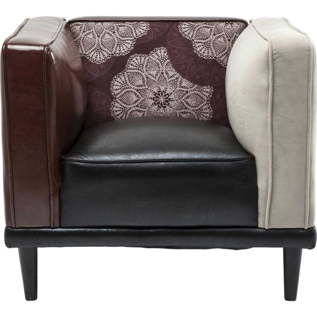 Karedesign Fauteuil Club Dressy Kare Design