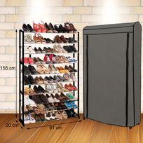 ProBache - Etagère range chaussures 50 paires Eco