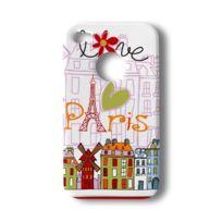 Akashi - Coque pour iPhone 5 Paris Design