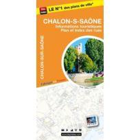 Blay Foldex - Plan Chalon-Sur-Saone
