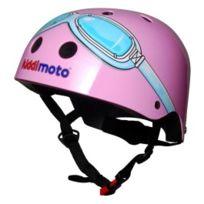 Kiddimoto - Casque Pink Goggle