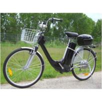 Kid'ZZZ N' Quad'ZZZ - Vélo électrique adulte grande autonomie Vae 25 km/h Noir