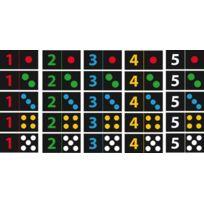 House Of Kids - domino geant de sol - 30 pieces 29x14,5cm