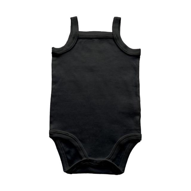 Babybugz - body bébé à bretelles - Bz28 - noir - pas cher Achat ... 97b01944bd3