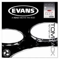 Evans - Tom Pack Transparentes - fusion 10'' 12'' 14