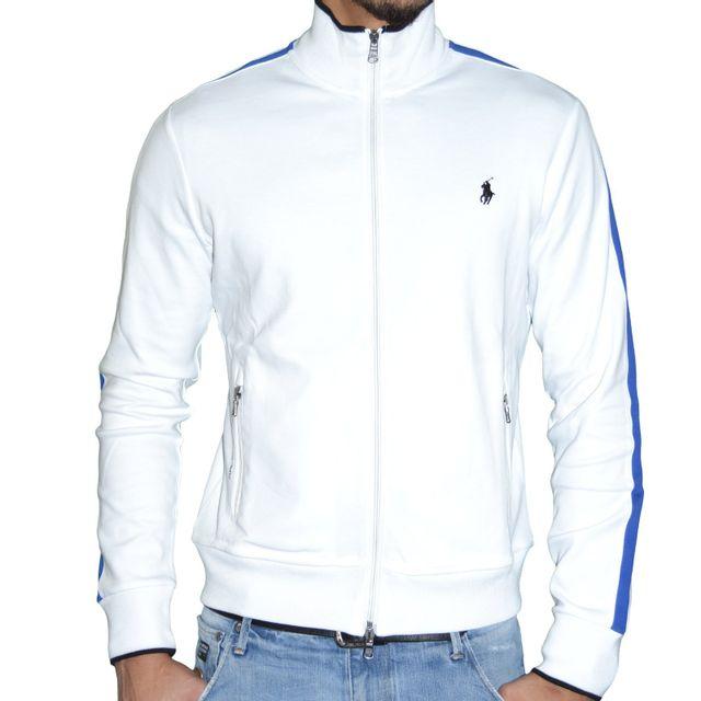 Zippée Slim Fit Ralph Lauren Polo Homme Veste gwz6atq
