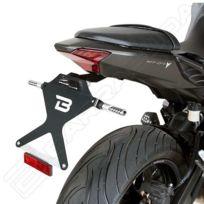 Barracuda - Support de plaque Yamaha Mt-07