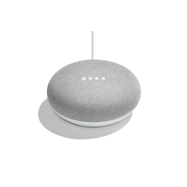 GOOGLE - Enceinte intelligente - Home mini