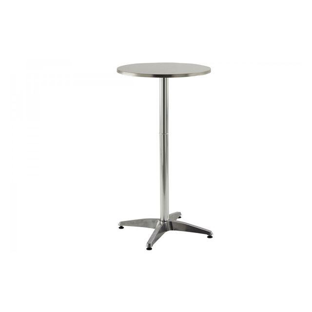 Hespéride Table haute Ciudadella ronde 60cm