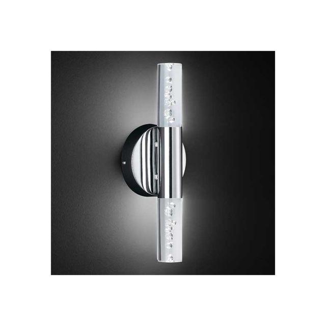 millumine led luminaire classe 2 melodie d 39 eau pas cher achat vente appliques rueducommerce. Black Bedroom Furniture Sets. Home Design Ideas