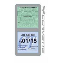 Porte double étui assurance voiture  Chevrolet américaine Stickers auto rétro