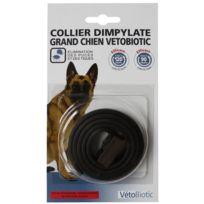 Vitalveto - Collier antiparasitaire 120j - Noir - Pour grand chien