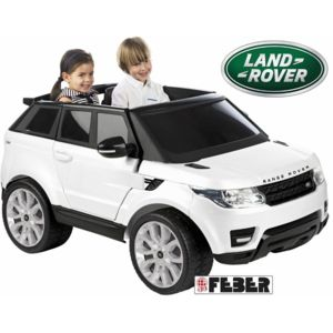 feber v hicule lectrique pour enfant le range rover sport 12 v 800008660 pas cher. Black Bedroom Furniture Sets. Home Design Ideas