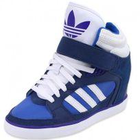 Adidas originals - Chaussures Montante Bleu Amberlight Up Femme Adidas