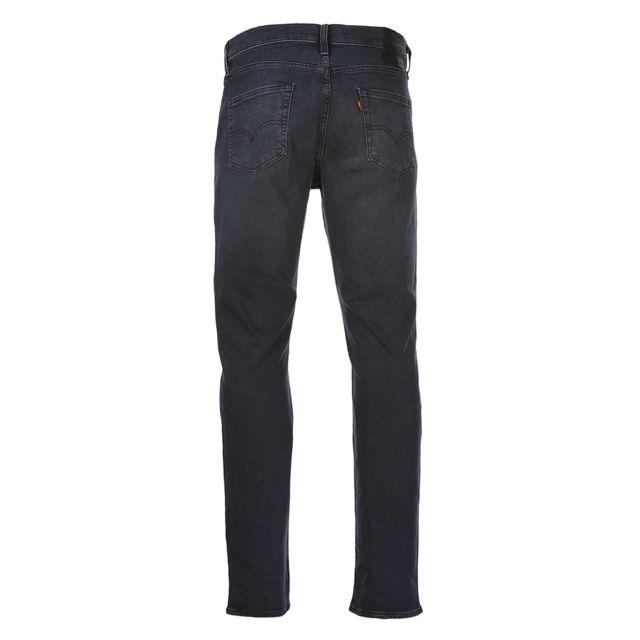 LEVI'S Jean 511 Slim Fit Ivy Adv en coton stretch bleu-gris légèrement délavé